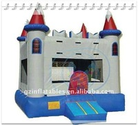 Qi Ling hot inflatable bounce house for rent
