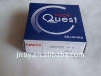 NACHI bearing deep groove ball bearing 6001ZZ