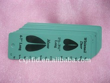 Plastic Bookmark and Ruler