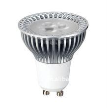 Super bright ,Unique design ,dimmable LED GU10 5 W cree XPE XPG