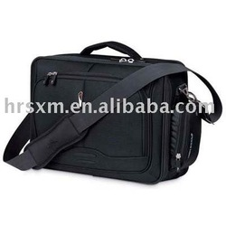 Trendy laptop bags/laptop briefcase/notebook bag with a side pocket