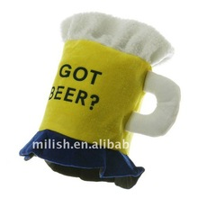 carnival foam fun hat/Oktoberfest got beer hat MH-0285