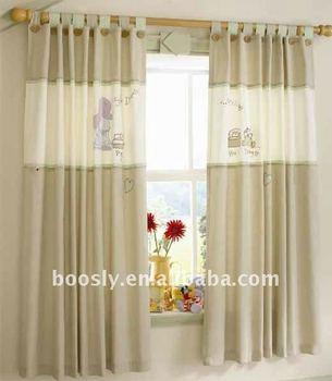 blackout home decoration curtains