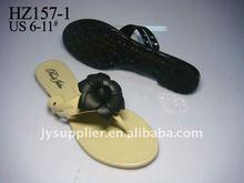 Beautiful&durable pvc sandals