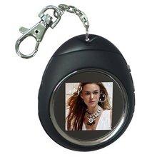 Top hot! mini digital photo frame keychain