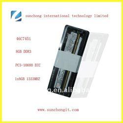 tested 46C7451 ecc 8gb ddr3 ram sticks