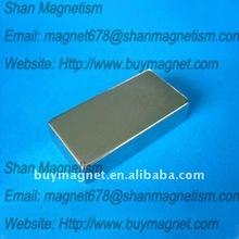 ndfeb neodymium nd magnets,rectangle Ndfeb magnets , custom-made neodymium permanent magnet