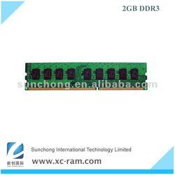 tested 2gb ddr3 high quality ram sticks