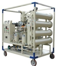 High-Vacuum Transformer Oil Recycling -VFD