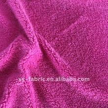 Shu velveteen fabirc for toy and garment