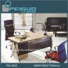 PG-A02 2011 Fashion top design desk table manufacturer office
