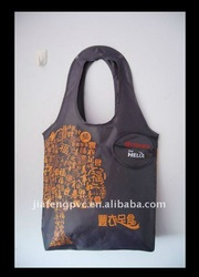 2011 new designed hot sale polyester foldable shopping bags
