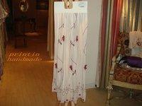 Embroidery Chiffon Fabric