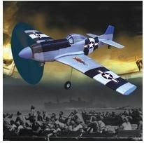 5851 rc plane mustang p-51