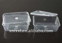 plastic pet food container