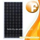 1000 V DC 230w solar photovoltaic module