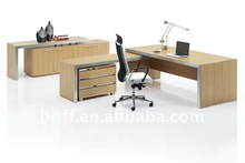 executive desk with Veneer Cover
