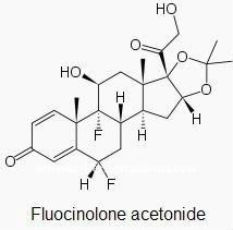 Fluocinolone Acetonide curar o muitas doenças de pele ( Tel : + 86 15874012474 Arenelin )