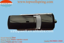 Plastic injection muld for U disk Plastic cover