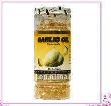 350mg Garlic oil softgel