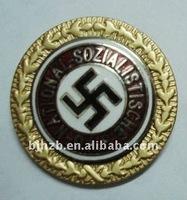 2011 hot sale metal badge,promotional metal pin badge