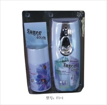 Nice looking automatic air refresher & air freshener dispenser