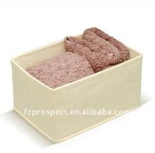 Durable Canvas Storage Box