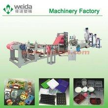 Sheeting Machine For Cup-making Machine