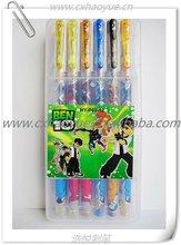 Ben 10 gel ink pens