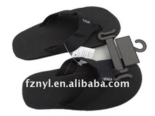 black rubber slipper sandals kids