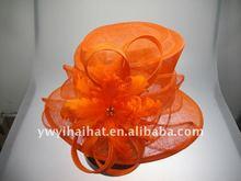Hottest beautiful fashion ladies church hat