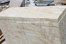 Yellow sandstone/Teakwood sandstone