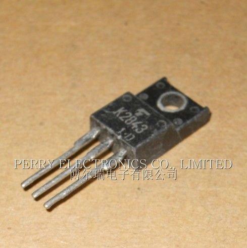 K2843 2SK2843 MOSFET de potencia del TRANSISTOR