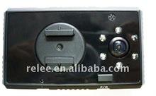 New!!! RLDV-229 GPS tracker car black box dual camera