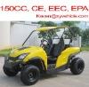 New 150cc Sports UTV with EEC and EPA