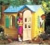 village children play house QX-11122G