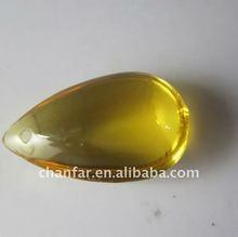 teardrop shaped crystal beads