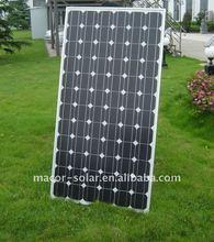 monocrystalline solar panel for 180W