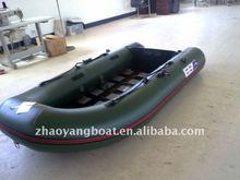low price ,CE Authenticate PVC aluminum floor inflatable airmat floor boat