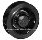 KIRON-133*60- 133 Centrifugal fan backward Curved Plastic fan