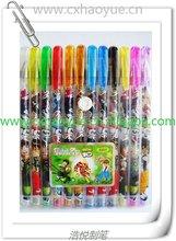 the Ben 10 gel pens