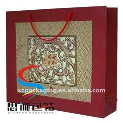 Paper bag for gift