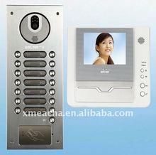 Video intercom door phone with memory
