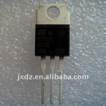 Transistors (BTA08-600B) ST TO-220