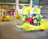 lovely animal-inflatable battery car