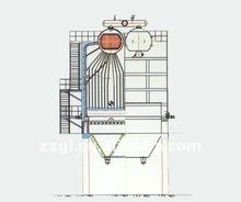 New type water fire tube boiler