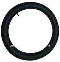 butyl rubber motorcycle inner tube tire 80/90-17
