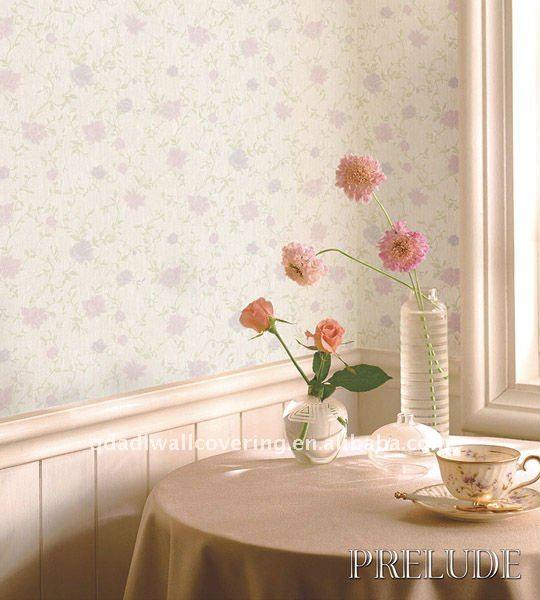 Sala de jantar papel de parede decorativo