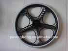 24*1 3/8 special rim wheelchair wheel