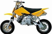 Dirt Bike Gas-Powered Dirt Bike with 4-stroke 110CC Gasoline Engine DB1101